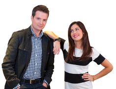 Calgary Home and Design Show 2013 September 19-22  - Jillian Harris and Todd Talbot of Love It of List It Vancouver