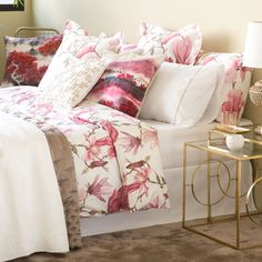 Floral Print Bedding - Bedding - Bedroom | Zara Home United States of America