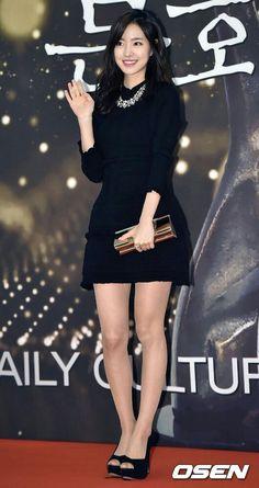 Jin+Se+Yeon (Kim Yoon-jung) Korean Beauty, Asian Beauty, Kim Seol Hyun, Stockings And Suspenders, Asian Makeup, Asian Celebrities, Nice Legs, Korean Women, Beautiful Asian Girls