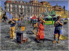 HDR - A Praga