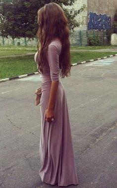 #street #style lavender @wachabuy