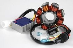 Trail Tech High Output Electrical System 100W Husaberg TE 300 2012-2014