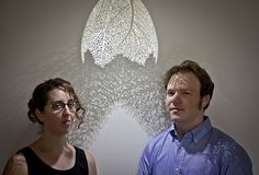 Where I Work visits Jessica Rosenkrantz and Jesse Louis-Rosenberg of Nervous System at their Boston area studio. Founded in 2007, the firm designs and makes a range of products from housewares and jewelry to tools and interactive applications.