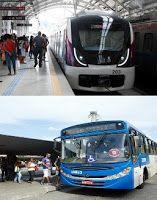 Pregopontocom Tudo: Sedur faz novas linhas de ônibus para integração com Metrô de Salvador...