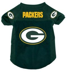 Green Bay Packers Alternate Jersey