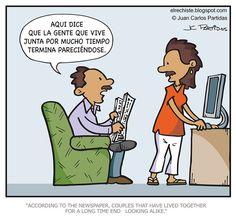 El Rechiste: 0467: Parejas / Couples