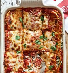 Thank goodness for go-to recipes that can be featured over & over again at dinnertime! This simple & delish lasagna is a hit in our house & I'm sure it will be in yours too!