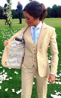 Dressed In Formal Suit And Blue Tie   Karla   Flickr