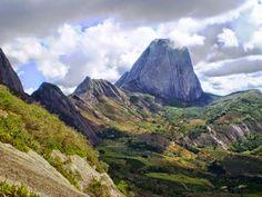 Serra do Pitengo, Minas Brasil.