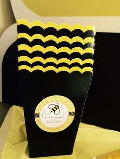 Bumble bee themed baby Shower Baby Shower Party Ideas | Photo 10 of 19 | Catch My Party