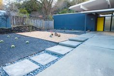 How to Make Floating Concrete Steps — Mid Century Modern Interior Designer - Portfolio