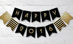youll crush on free printable new year banner happy new year banner