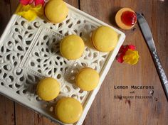 For the love of food!: Macarons in the time of rains and uncertainity