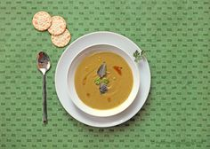 Split Pea Soup : Ham Hock Stock : A Perfect Lunch Break