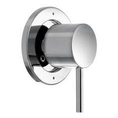 Chrome transfer valve trim