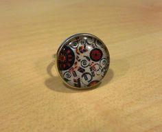 Kedy kreatív termékek: Figurás gyűrű