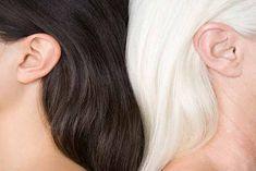 SPUNE ADIO firelor albe: Acest amestec redă părului culoarea sa naturală! (REȚETĂ) - Page 2 of 2 - Secretele.com Beauty Secrets, Beauty Hacks, Cabello Hair, Homemade Shampoo, Tips Belleza, Belleza Natural, Natural Home Remedies, White Hair, Ombre Hair