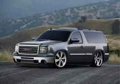 Wish they would build it. Bagged Trucks, Lowered Trucks, Mini Trucks, Gm Trucks, Cool Trucks, Pickup Trucks, Chevrolet Blazer, Chevrolet Tahoe, Chevrolet Trucks