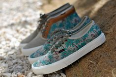 Vans California – Hula Camo Pack