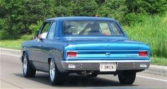 1969 AMC Rambler This car has been a blast it runs good, gets decent mileage, and is the only one like it.