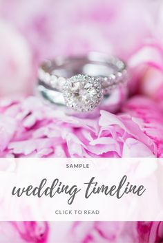 Wedding Timeline For A Bride Who Loves Photography Click To Learn