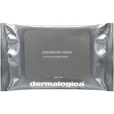 Dermalogica PreCleanse Wipes, Pack of 20 ($23) ❤ liked on Polyvore featuring beauty products, fillers, beauty, & - fillers - beauty, accessories and extra