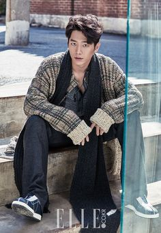 "zionqt: """"Seo Kang Joon for Elle Magazine ♥ "" "" Seo Kang Joon, Kang Jun, Gong Seung Yeon, Seung Hwan, Korean Star, Korean Men, Asian Men, Asian Actors, Korean Actors"