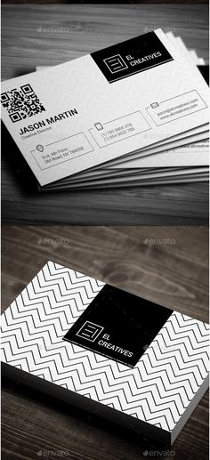 Creative Business Card Design: Add QR Code to website/portfolio/LinkedIn Corporate Design, Business Design, Branding Design, Identity Branding, Creative Business Card Designs, Stationery Design, Visual Identity, Brochure Design, Cool Business Cards