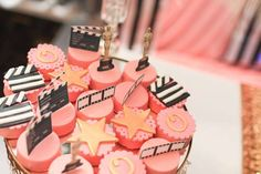 Glam 10th Hollywood Birthday Party | CatchMyParty.com