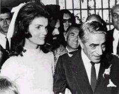 On October 20, 1968,  Jackie Kennedy married Aristotle Onassis.
