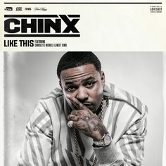 """A year after his nurder, Chinx still has new music in the stash. His team will be releasing a new album titled Legends Never Die on July 8th. Here is the new single """"Like This"""" featuring Chrisette Michele and Meet Sims. Listen to the music on page 2."""