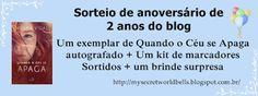 ALEGRIA DE VIVER E AMAR O QUE É BOM!!: [DIVULGAÇÃO DE SORTEIOS] - Sorteio