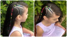 pretty hairstyles step by step Pony Tails Princess Hairstyles, Little Girl Hairstyles, Pretty Hairstyles, Natural Hair Styles For Black Women, Short Hair Styles, Hairdo Wedding, Toddler Hair, Hair Dos, Ponytail