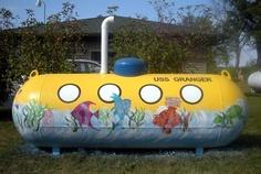 Another submarine LP Tank