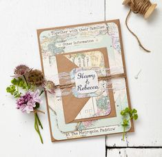 Travel Inspired Map Wedding Invitation Set by Peardrop Avenue, the perfect gift for Explore more unique gifts in our curated marketplace. Map Wedding Invitation, Elegant Wedding Invitations, Wedding Stationery, Wedding Favors, Diy Wedding, Wedding Ideas, Wedding Stuff, Wedding Decorations, Wedding Abroad