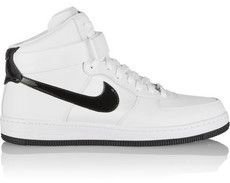 online retailer 64d02 5aa31 Baskets en cuir et toile Air Force 1 Ultra Force Vita Skor, Nike Trainers,