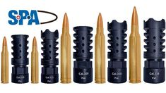 Best muzzle brake caliber 300 and 338 Arms, Firearms