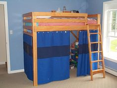 For C's loft bed