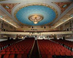 Renaissance Theatre in Mansfield, Ohio.  The Shawshank Redemption premiered here on September 13, 1994.