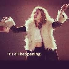Image result for almost famous quotes it all happening