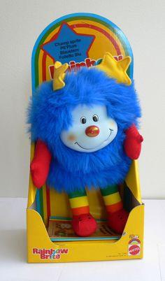 rainbow brite doll - Buscar con Google