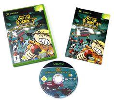 Microsoft Xbox KND Codename - Kids Next Door für X-BOX in OVP