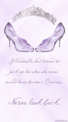 Be a princess, don't look back. Dont Look Back, Thoughts, Princess, Jewelry, Don't Look Back, Jewlery, Jewels, Jewerly, Jewelery