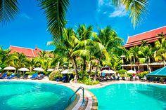 Aonang Villa Resort - Ao Nang (Krabi), Thaimaa - finnmatkat.fi www.finnmatkat.fi #Finnmatkat Mukava hotelli, kävimme täällä 2012 Ao Nang Krabi, Resort Villa, Outdoor Decor