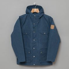 Fjällräven / Greenland Jacket - Uncle Blue