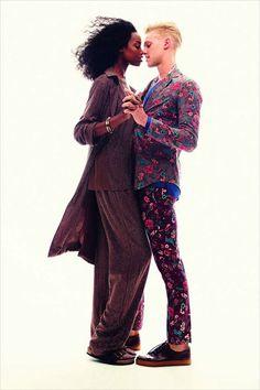 Romeo & Juliet by Max Von Gumppenberg & Patrick Bienert for Harper's Bazaar UK