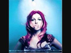 Bonnie McKee - I Hold Her  This reminds me of all girls that are now women.