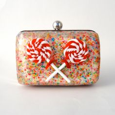 From Lucid Doll Candyland clutch right now