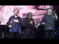 "The Monkees live July 2011 -- Micky, Davy, and Peter sing ""Shades of Gray"""