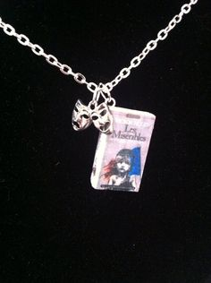 Hey, I found this really awesome Etsy listing at https://www.etsy.com/listing/199027509/les-miserables-mini-book-necklace